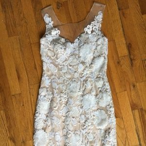 BHLDN By Encore by Watters Sequins Dress Size 8